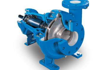 centrifugal pump single stage tebco